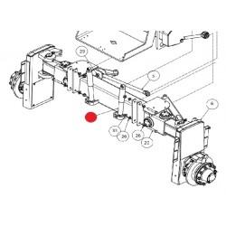 Амортизатор черный - SX015421