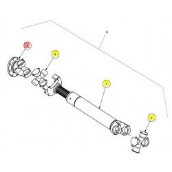 Основание карданного вала - SX016109SP