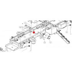 Кронштейн монтажа трансмиссии - SX016327