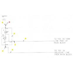 Рукав гидравлический -06fjx-041 - SX016635