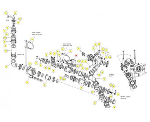Клапан - SX016662