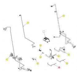 Проводка панели предохранителей - SX016693