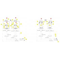 Цилиндр гидравлический 2.5 x 16 - SX016848