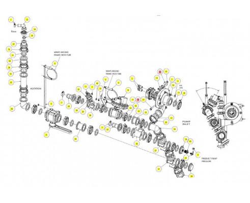 Втулка 1/2od x .406 idx.5 - SX017015