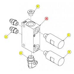 Блок тормоза - SX017016