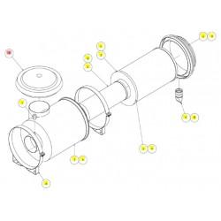 Колпак воздушного фильтра - SX017307
