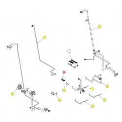 Проводка реле и предохранителей - SX017311