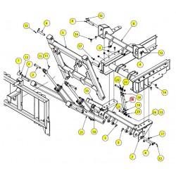 Трубка подвески - SX017428