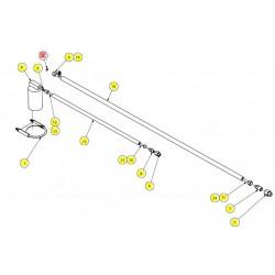 Кольцо хладонопровода - SX017700