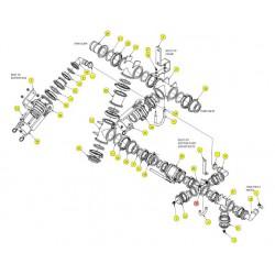 Хомут глушителя 2 1/2 - SX018053