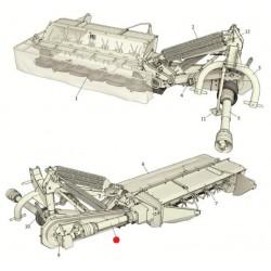 Вал карданный - 2009/1000/КН/63.22-94R.I