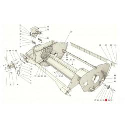 Втулка - КСД 17.00.802