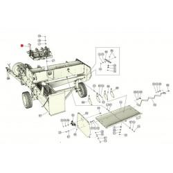 Механизм обвязывающий - ППТ 041.07.000 З/Ч