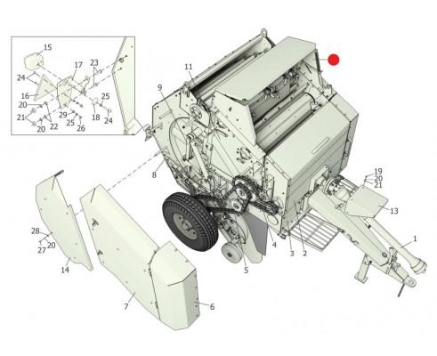 Аппарат обматывающий - ППР 122.10.000