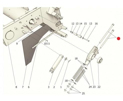 Болт - ППР 122.01.370А