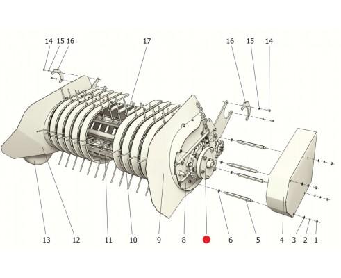 Муфта - ППР 122.06.150