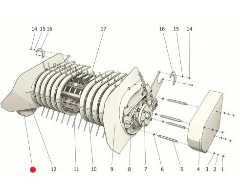 Колесо - ППР 122.06.100А