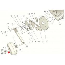 Втулка - РСМ 100.72.02.822