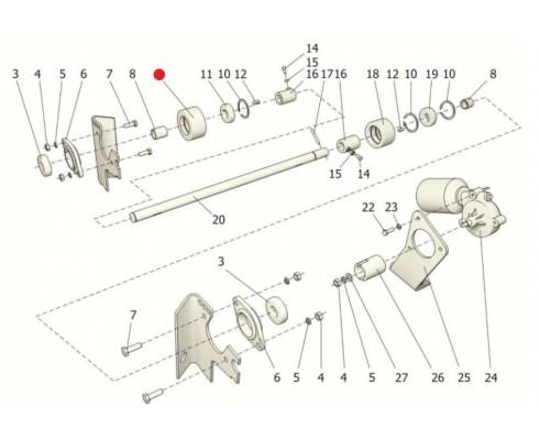 Корпус - ППР 122.10.667А