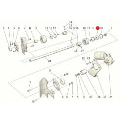 Муфта обгонная - FKN_6204-2RS