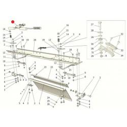 Каретка нижняя - ППР 122.10.110