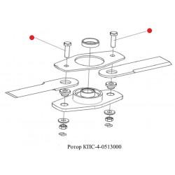 Болт крепления ножа ротора - КПС-4-0513602