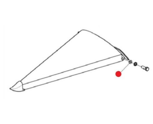 Втулка (делитель центральный) - 1.353.462