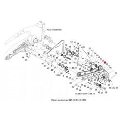 Звездочка (ведущая привода русел) Z-31 - 1.307.496