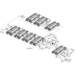 Звено переходное 12А-2 ISO606 - П-2ПР 19,05-64