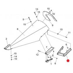 Кронштейн (носок левый) - 1.325.876