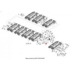 Панель левая (6 шт. на маш.) - 1.315.214