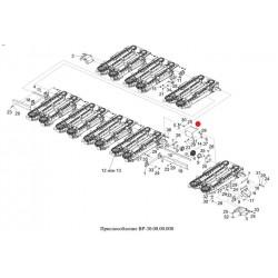 Панель центр. (7 шт. на маш.) - 1.329.432