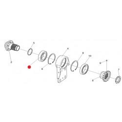 Подшипник (опора привод русел) - 6211-2RS1