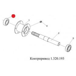 Подшипник (контрпривод) - 4208А