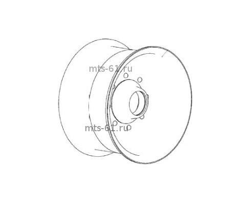 44Б-3-19-01 - Шкив натяжной привода молотилки