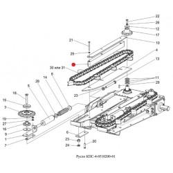 Успокоитель (транспортер початков) - КПС-4-0510040