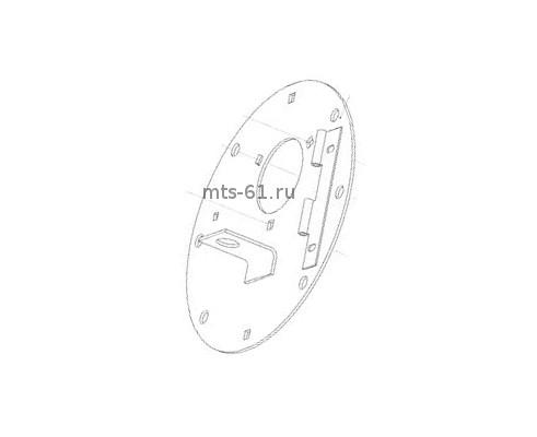 10.01.05.040 - Фланец шнека зернового (сварка)