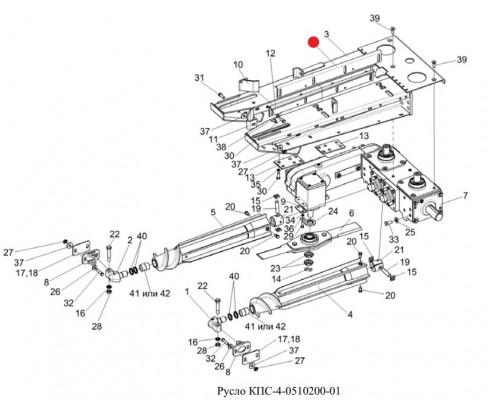 Чистик - КПС-4-0510433А-01