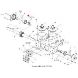 Шестерня (горизонтального вала) - КПС-4-0515644
