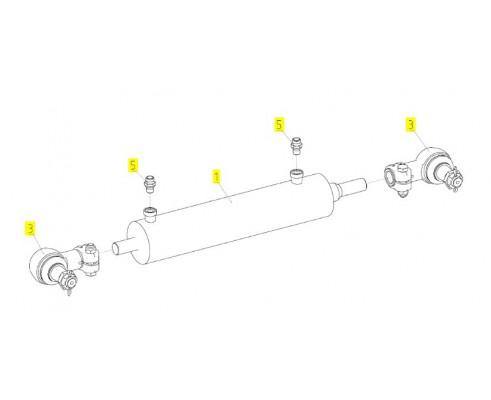 Гидроцилиндр - 181.09.11.390-01