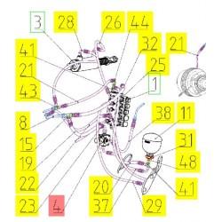Блок гидравлический - 181.09.12.040