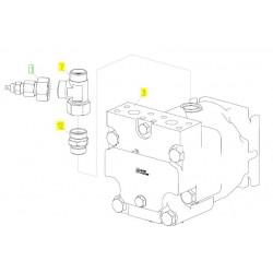 Гидромотор - 181.09.15.040