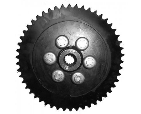081.27.00.880 - Муфта предохранительная шнека (шлицы)