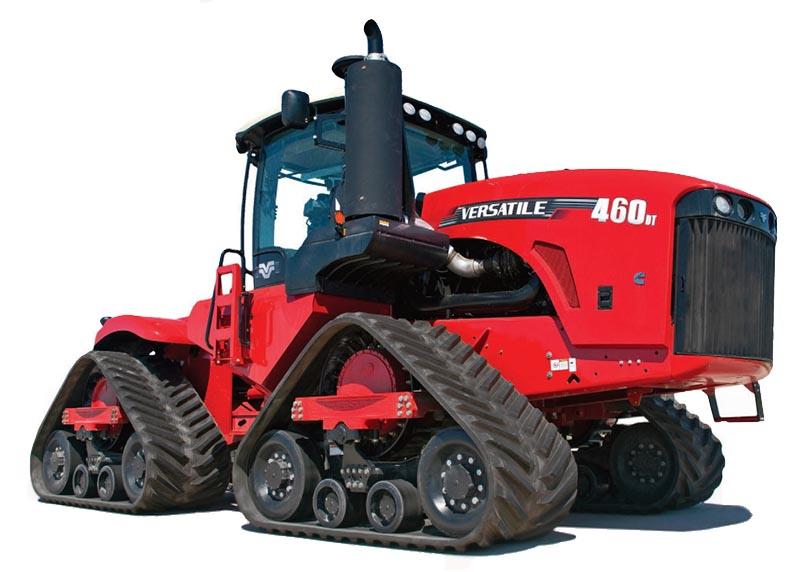 Buhler Versatile 460 DT